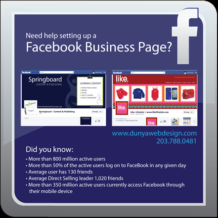 facebook-bussines-page